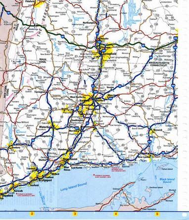Southern Bronx road map