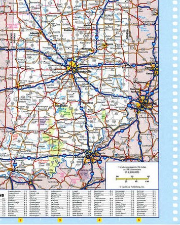 USA Interstate Highways Wall Map Map Usa Highway Map Images Map - Usa printable road map