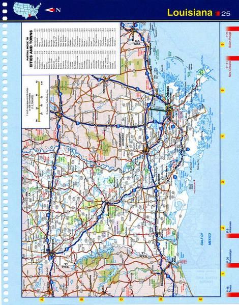 Island Road Map - Rhode island in usa map