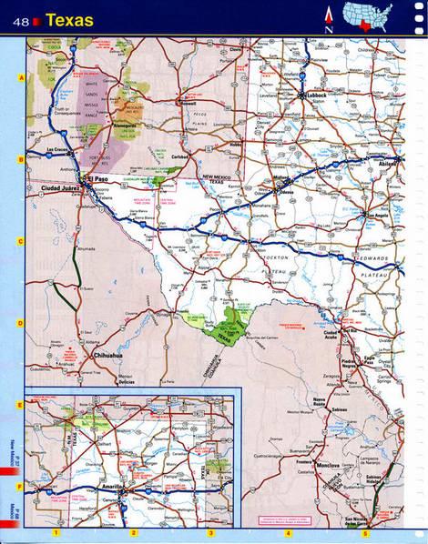 North Virginia Map